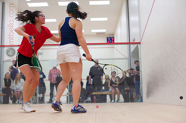 2013 Women's National Team Championships: Kitty Cheung (NortheasterN) and Dorothy Kim (Johns Hopkins)
