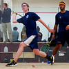 2011 Wesleyan Round Robin: Edgardo Gonzalez (Hobart) and Peter Wu (Johns Hopkins)