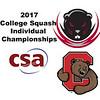 2017 CSA Individual Championships - Molloy Cup: Harry Freeman (Cornell) and Vedaant Kukadia (MIT)