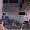 2013 NESCAC Championships: Reed Palmer (Middlebury) and Andrew Ward (Bowdoin)
