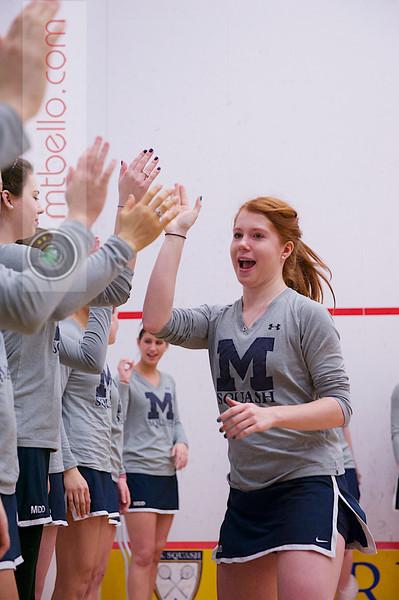 2013 NESCAC Championships: Abby Jenkins (Middlebury)