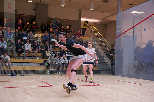 2012 Women's National Team Championships (Howe Cup): Abigail Jenkins (Middlebury) and Alli Rubin (Williams)