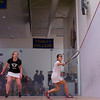 2013 NESCAC Championships: Wan Ning Seah (Middlebury) and Allison Beeman (Bowdoin)