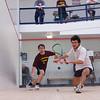 2013 Men's National Team Championships: Julian Gill (Cal Berkeley) and Mikael Rellier (Minnesota)