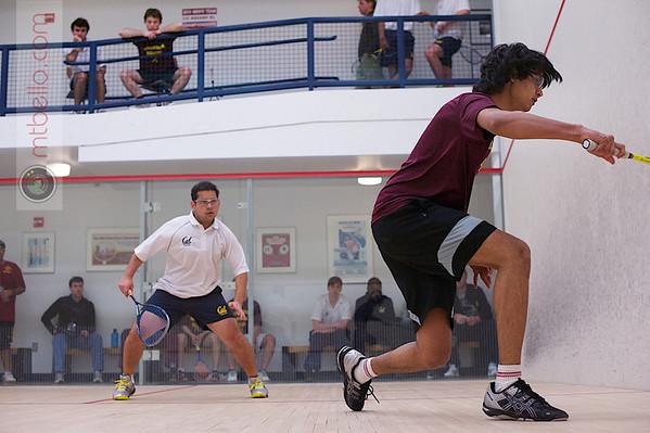 2013 Men's National Team Championships: Tarun Nambiar (Minnesota) and Himanshu Jatia (Cal Berkeley)