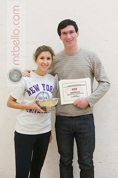2012 Women's National Team Championships (Howe Cup): Tony Maruca