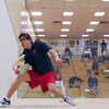 2012 Men's College Squash Association National Team Championships: Daniel Judd,Penn, Eric Bedell,Bates