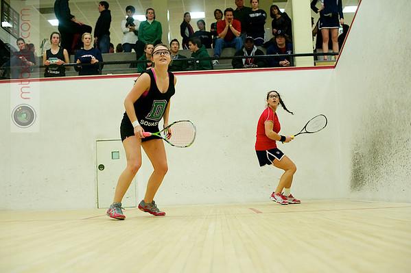 Stephanie Vogel (Penn) and Melina Turk (Dartmouth)