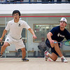 John Dudzik (Penn) and Luke Lee (Dartmouth)  - 2011 Ivy League Scrimmages
