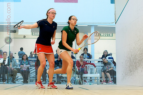 Annie Madeira (Penn) and Valeria Wiens (Dartmouth)