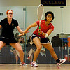Nabilla Ariffin (Penn) and Julie Cerullo (Princeton)
