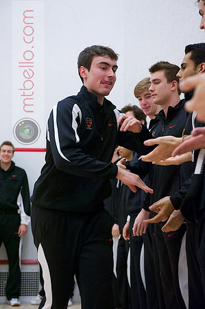 2012 Men's College Squash Association National Team Championships: Tyler Osborne (Princeton)