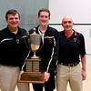 2011 Pool Trophy Final: Todd Harrity (Princeton) and Nick Sachvie (Cornell)