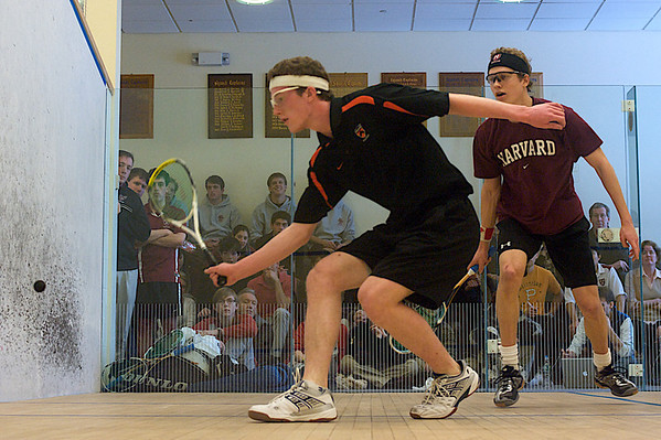 Colin West (Harvard) and Todd Harrity (Princeton)