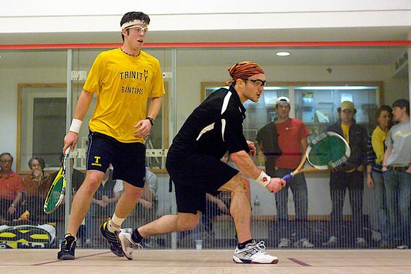 Peter Sopher (Princeton) and Chris Binnie (Trinity)