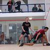 2013 Men's National Team Championships: Rishabh Shah (USC) and Ethan Brooks (Fordham)