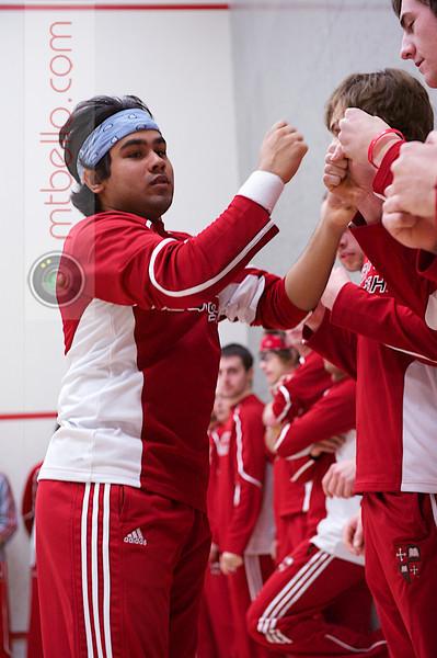 2013 Men's National Team Championships: Vir Seth (St. Lawrence)<br /> <br /> Published on page 25 of Squash Magazine (December 2013)