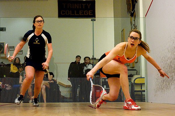 Katherine M. Giovinazzo (Princeton) and Emily Patton (Trinity)