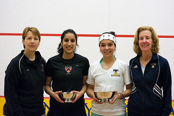 Gail Ramsay (Princeton), Neha Kumar (Princeton), Nayelly Hernandez (Trinity), Wendy Bartlett (Trinity)