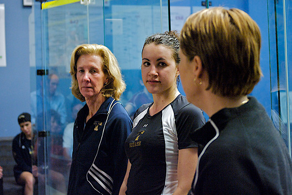 Wendy Bartlett (Trinity), Pamela Hathway (Trinity),  Gail Ramsay (Trinity)