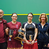 Laura Gemmell (Harvard), Satinder Bajwa (Harvard), Pamela Hathway (Trinity), Wendy Bartlett (Trinity)