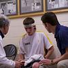 2012 Men's College Squash Association National Team Championships: Reinhold Hergeth (Trinity)