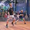 2012 NESCAC Championships: Miled Zarazua (Trinity) and R.J. Keating (Bates)