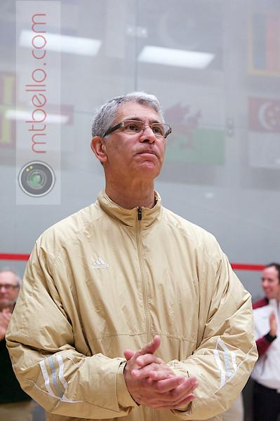 2013 Men's National Team Championships: Paul Assaiante (Trinity)