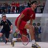 2013 Men's National Team Championships: Amr Khaled Khalifa (St. Lawrence) and Reinhold Hergeth (Trinity)