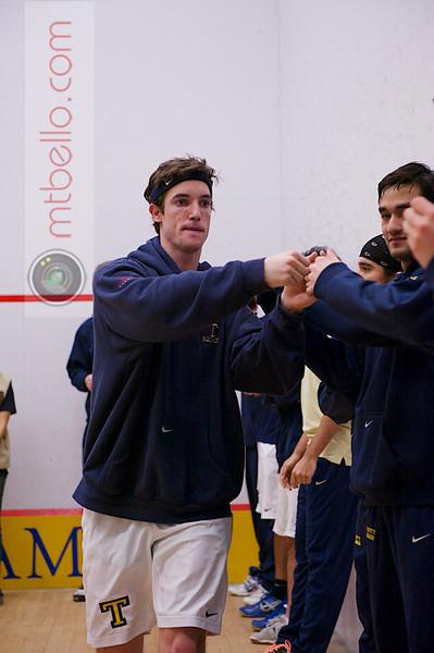 2013 NESCAC Championships: Matthew Mackin (Trinity)