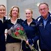 2013 Women's National Team Championships: Joanne Schickerling, Wendy Bartlett, Robyn Hodgson (Trinity), and Randy Lee