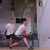 2013 College Squash Individual Championships: Sam Fenwick (Yale) and Reinhold Hergeth (Trinity)