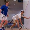2013 NESCAC Championships: Zeyad Elshorfy (Trinity) and Josh Wolpert (Hamilton)