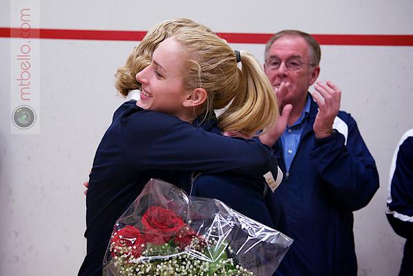 2013 Women's National Team Championships: Wendy Bartlett and Robyn Hodgson (Trinity)