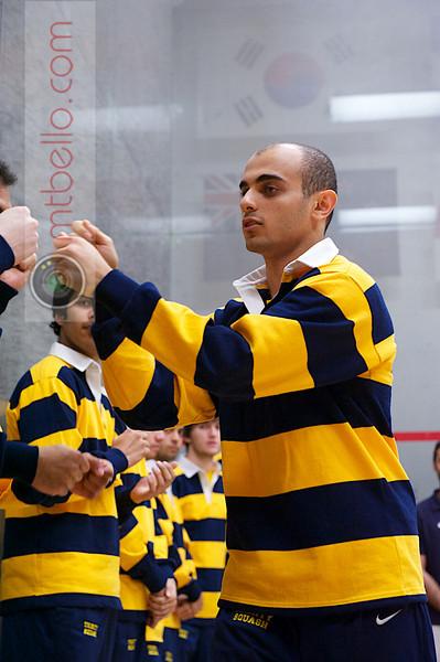 2013 Men's National Team Championships: Zeyad Elshorfy (Trinity)
