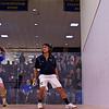 2013 NESCAC Championships: Juan Flores (Trinity) and Walker Lourie (Hamilton)