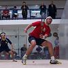 2013 Men's National Team Championships: Juan Vargas (Trinity) and Ibrahim Khan (St. Lawrence)