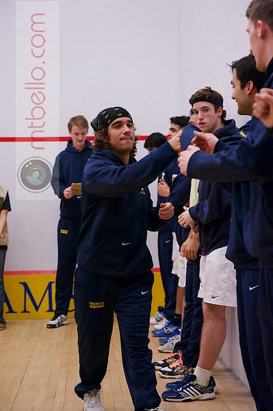 2013 NESCAC Championships: Juan Flores (Trinity)