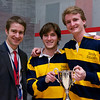 2013 Men's National Team Championships: Reinhold Hergeth (Trinity) and Johan Detter (Trinity)