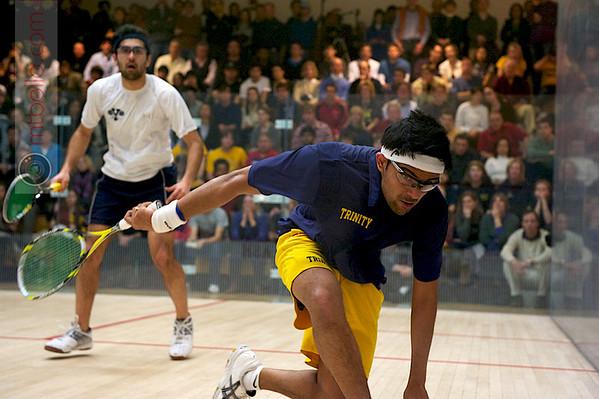 Naishadh Lalwani (Yale) and Parth Sharma (Trinity)