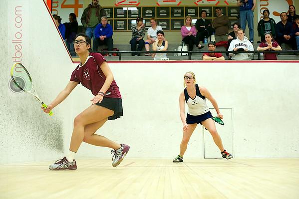 Sarah Mumanachit (Harvard) and Robyn Hodgson (Trinity)