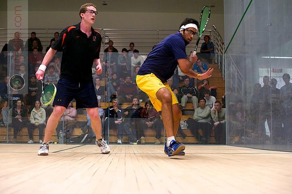 Todd Harrity (Princeton) and Vikram Malholtra (Trinity)