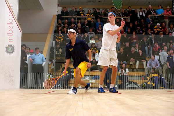 Randy Lim (Trinity) and John Roberts (Yale)