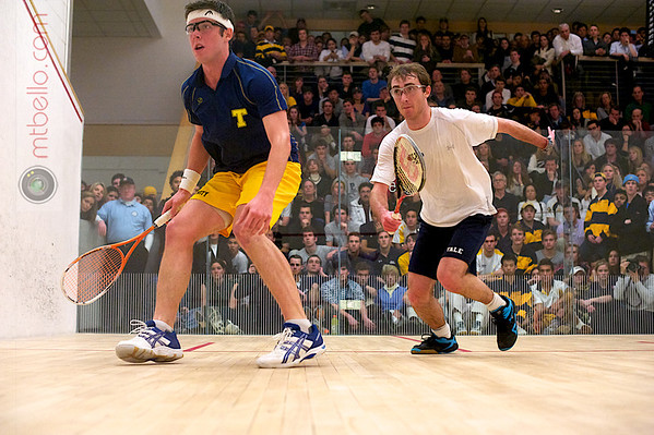 Chris Binnie (Trinity) and Richard Dodd (Yale)