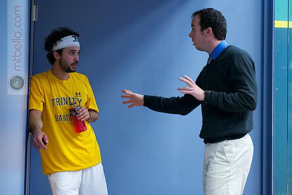 Richard Dodd (Yale) and Andres Vargas (Trinity)