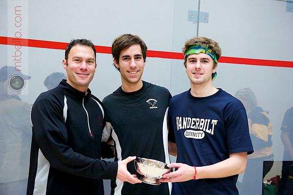 Dave Rosen (Harrow), Tyler Kopp (Vanderbilt)