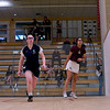 2012 Women's National Team Championships (Howe Cup): Catie Blunt (Smith) and Sanam Khanna (Vassar)