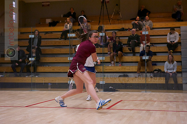 2012 Women's National Team Championships (Howe Cup): Margaret Taylor (Vassar) and Carolyn Meister (Georgetown)