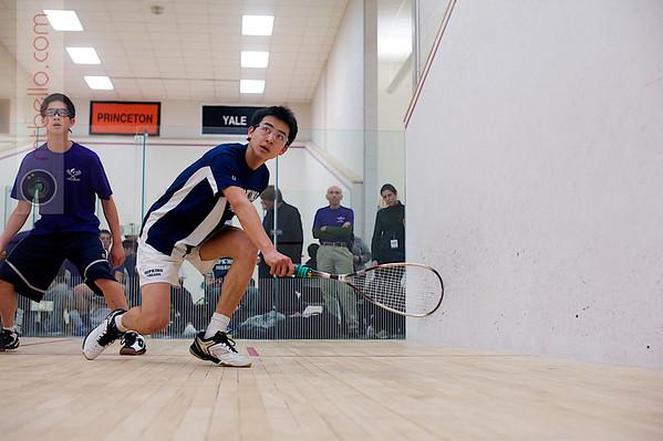 Johann Huang (Washington) and Nathan Li (Johns Hopkins)