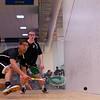 2012 NESCAC Championships: Alex Nunez (Wesleyan) and Andrew Ward (Bowdoin)